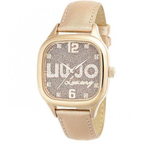 Orologio da donna LIU JO Luxury Collezione Square rosè TLJ671