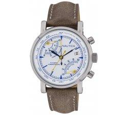 Orologio Nautica da uomo Cronografo Fly Back NAI17505G
