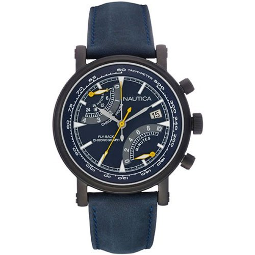 Orologio Nautica da uomo Cronografo Fly Back NAI18501G