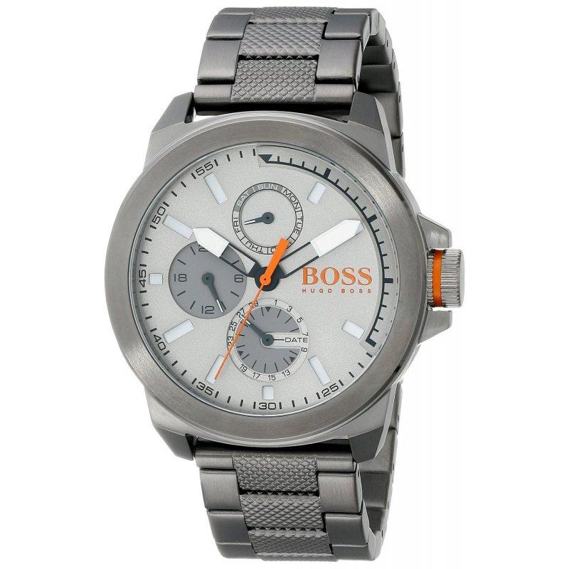 orologio hugo boss orange da uomo new york multieye 1513158 vendita. Black Bedroom Furniture Sets. Home Design Ideas