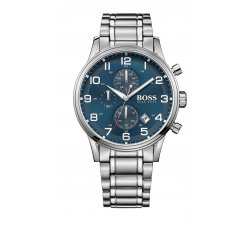 Orologio Hugo Boss da uomo Cronografo Aeroliner 1513183
