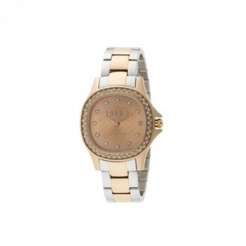 Liu Jo Luxury women's watch Maya Collection TLJ656 Steel rose gold