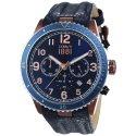 Cerruti 1881 men's watch Volterra collection CRA104SBRBL03BL