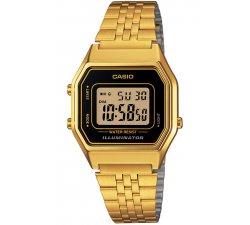 Orologio CASIO da donna LA680WGA-1DF Vintage Acciaio dorato