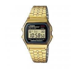 Orologio CASIO Unisex A159WGEA-1DF Acciaio PVD oro dorato Vintage