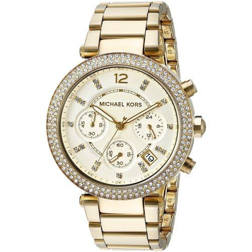 MICHAEL KORS women's watch Parker MK5354 collection golden