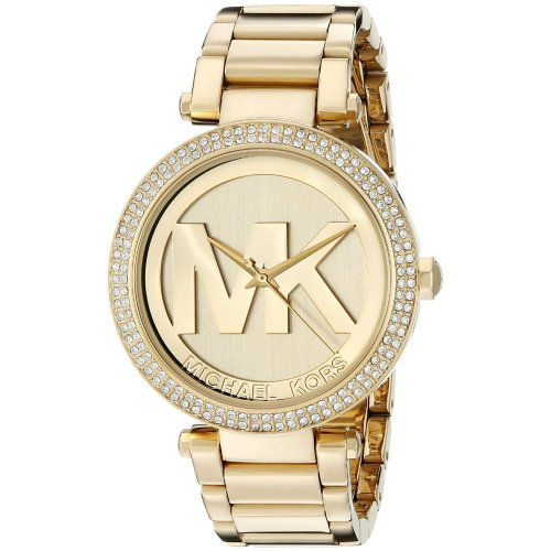 Michael Kors women's watch in gold steel Parker MK5784