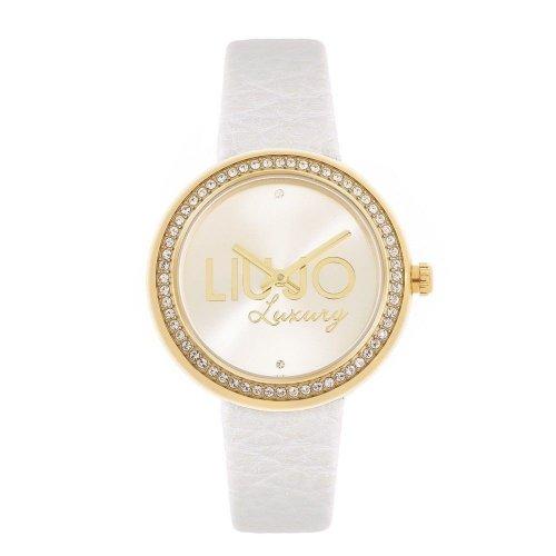 Orologio da donna Liu Jo Luxury Collezione Dream TLJ517 Bianco Gold