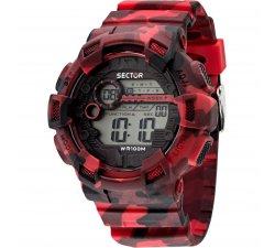 Orologio Sector da uomo Street Fashion digitale R3251479004