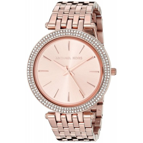 MICHAEL KORS women's watch Darci Collection MK3192 Pink gold