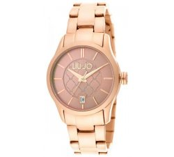 Orologio da donna Liu Jo Luxury Collezione Tess TLJ940 oro rosa