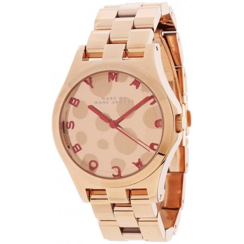 Marc Jacobs Henry Glossy Pop MBM3268 women's watch