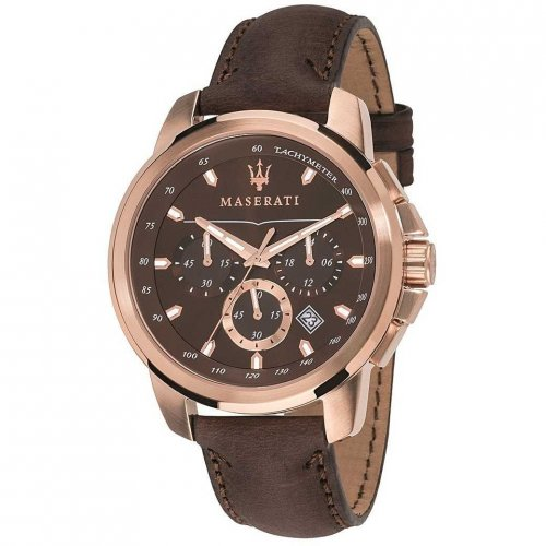Orologio Maserati da uomo Collezione Successo R8871621004