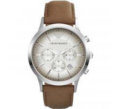 Orologio Emporio Armani da uomo AR2471 Cronografo Acciaio