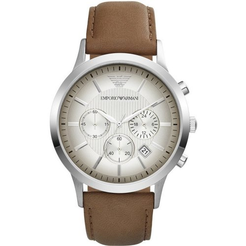 Emporio Armani men's watch AR2471 Chronograph Steel