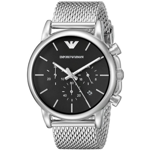 Emporio Armani men's watch AR1811 Chronograph