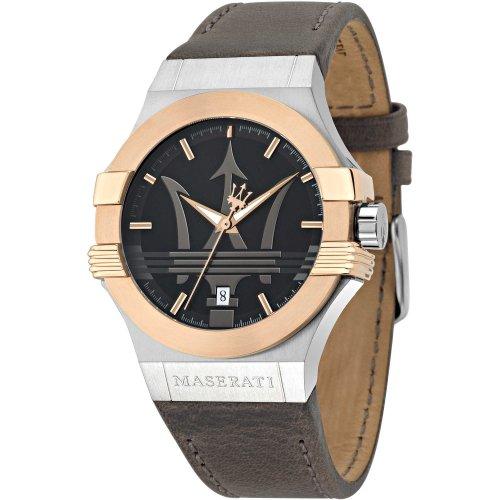 Orologio Maserati da uomo Collezione Potenza R8851108014