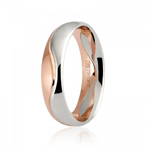 Unoaerre Wedding Ring model Galaxy Collection 9.0