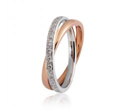 Unoaerre wedding ring model Forever Collection 9.0