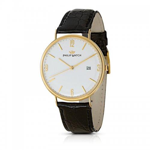 Orologio Philip Watch uomo Capsulette in oro R8051551010