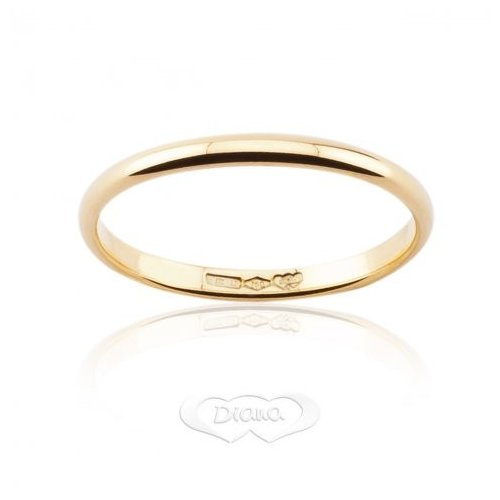 Diana ring clip in 18 kt yellow gold F150OG