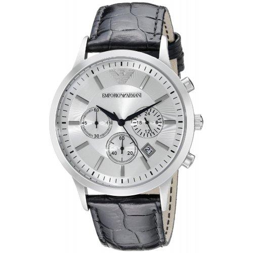 EMPORIO ARMANI Men's Watch AR2432 Chronograph Case in Steel