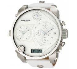 Orologio da uomo DIESEL Mr Daddy DZ7194 Bianco Cronografo