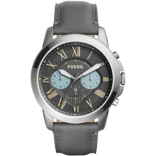 Fossil men's watch FS5183 Grant Chronograph collection