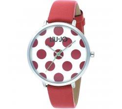 Orologio donna Liu Jo Luxury Collezione Pois TLJ1046 Rosso