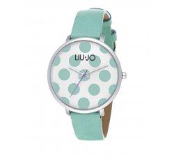 Orologio donna Liu Jo Luxury Collezione Pois TLJ1048 Verde acqua