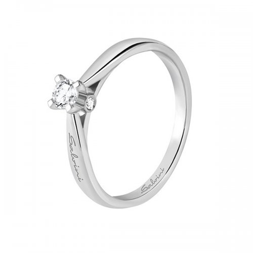 Salvini solitaire ring White Gold Diamonds Ref. 20067040