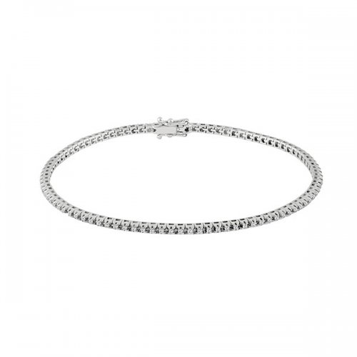 Salvini Tennis Bracelet White Gold Diamonds Ref. 20068720