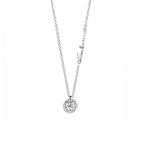 Collana punto luce Salvini Oro bianco Diamanti 20069030