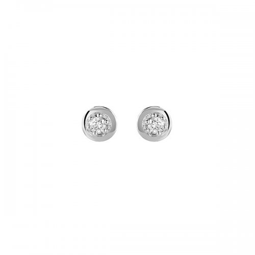 Salvini light point earrings White gold Diamonds 20068985