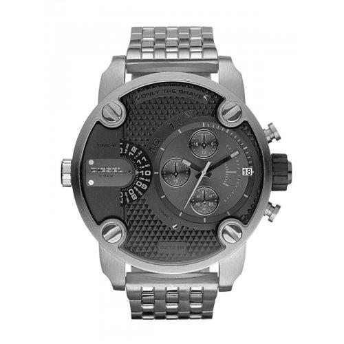 DIESEL Little Daddy men's watch DZ7259 Steel chronograph