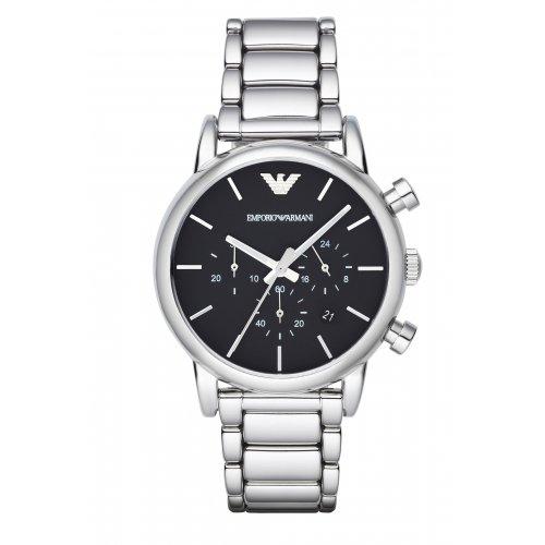 Emporio Armani men's watch AR1853 Chronograph Steel