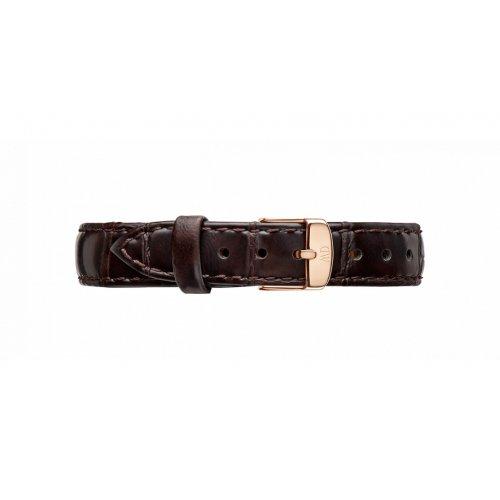 Daniel Wellington 1002DW leather replacement strap