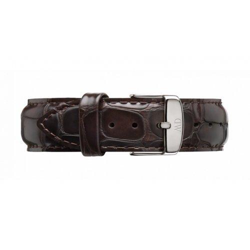 Daniel Wellington 0411DW leather replacement strap