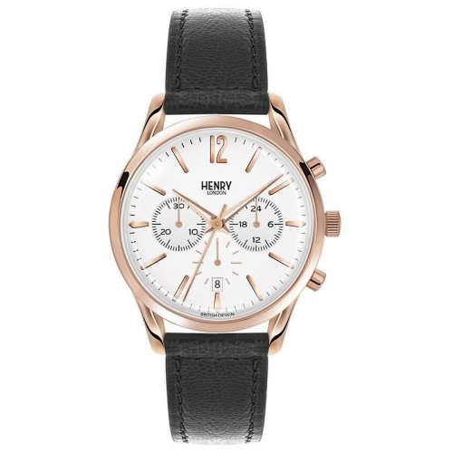 Orologio Henry London da uomo Highgate HL39-CS-0036