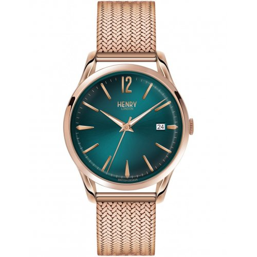 Henry London unisex Stratford HL39-M-0136 watch