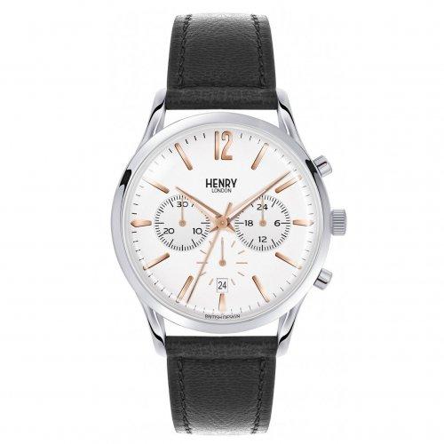 Orologio Henry London da uomo Highgate HL41-CS-0011
