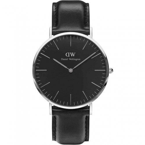 Daniel Wellington Men's Watch Classic Black Sheffield DW00100133
