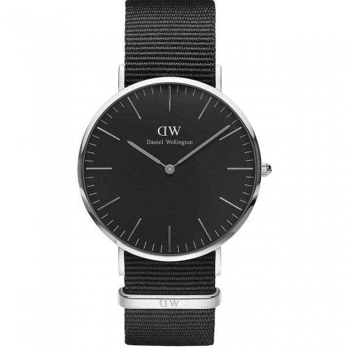 Daniel Wellington Men's Watch Classic Black Cornwall DW00100149
