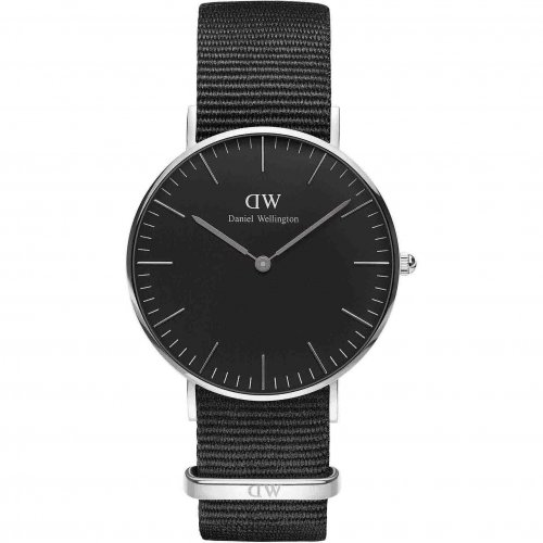 Daniel Wellington Ladies Watch Classic Black Cornwall DW00100151