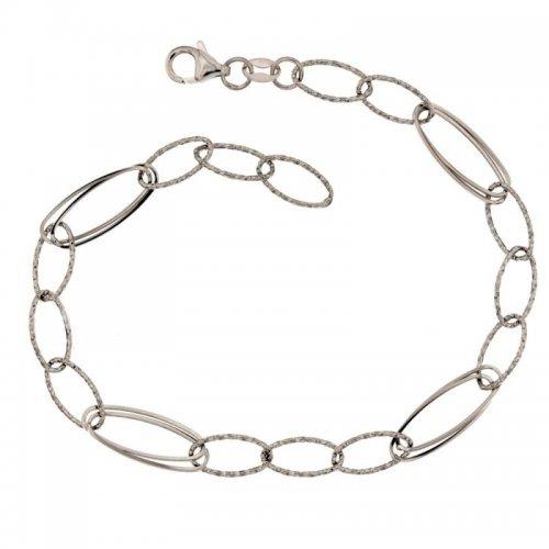 White gold women's bracelet 803321707816