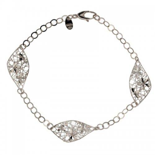 White gold women's bracelet 803321710921