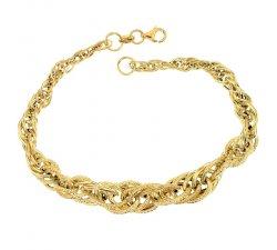 Bracciale donna in oro giallo 803321729083