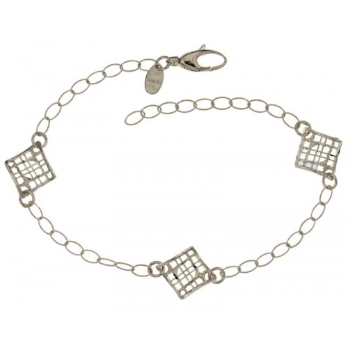 White Gold Ladies Bracelet 803321734672