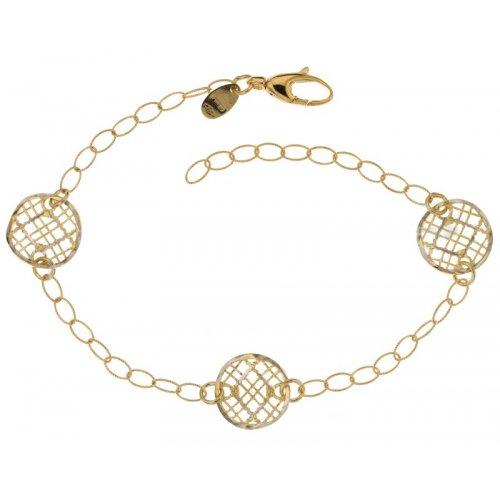 Yellow Gold Ladies Bracelet 803321734669