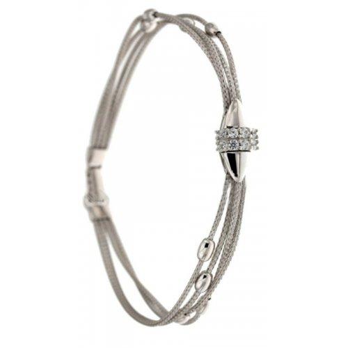 White gold women's bracelet 803321727102
